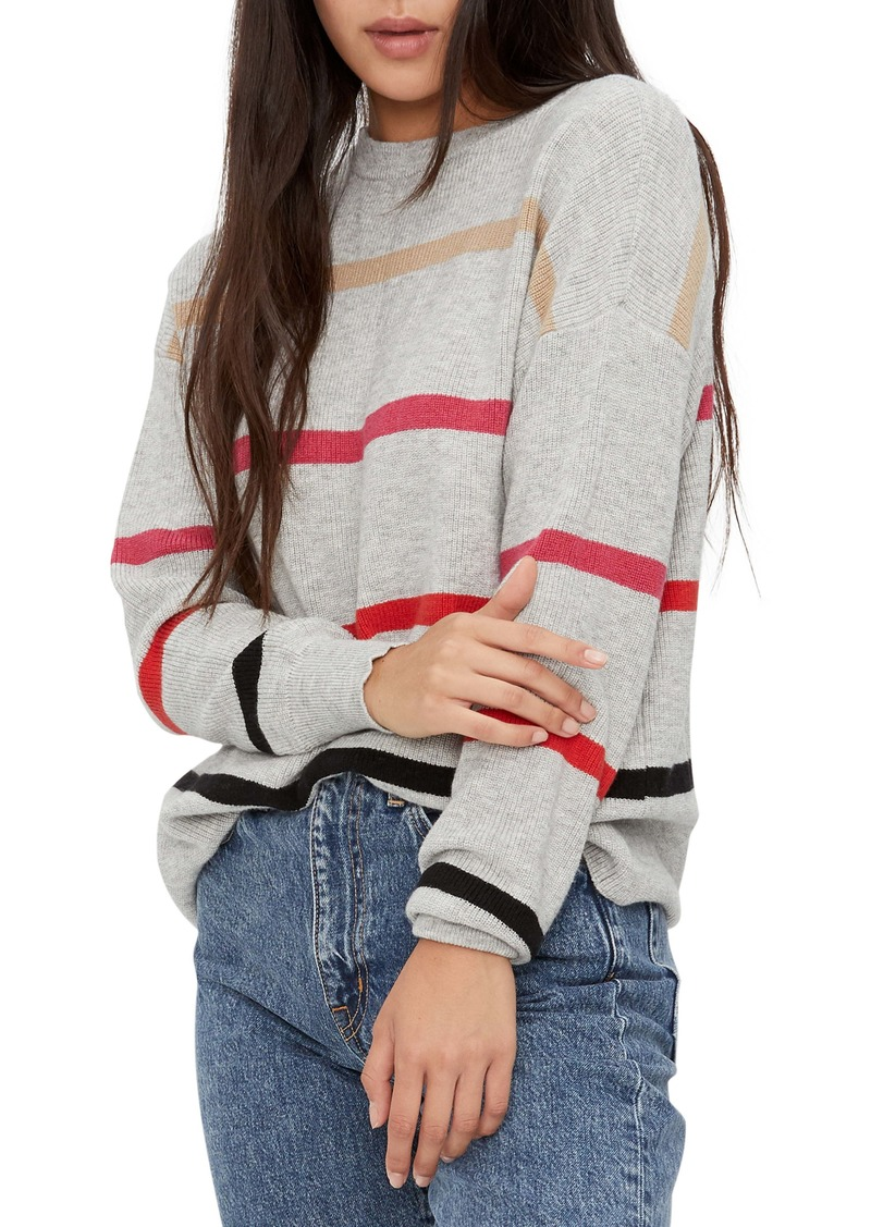 Michael Stars Sammi Striped Pullover