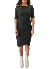 Michael Stars Sara Body-Con T-Shirt Dress