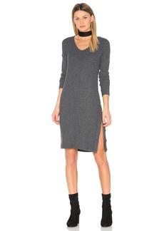 Michael Stars Snap Midi Dress