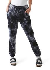 Michael Stars Tie Dye Jogger Sweatpants