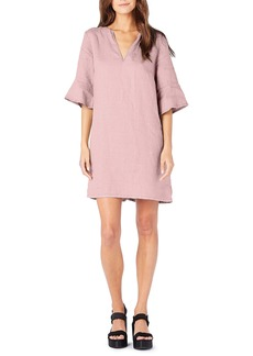 Michael Stars Trumpet Sleeve Shift Dress
