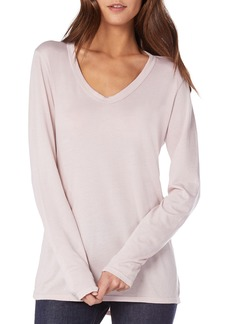 Michael Stars Ultra Jersey Cotton Blend Top