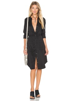 Michael Stars Utilitarian Shirt Dress