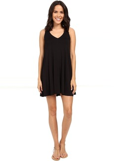 Michael Stars Vee Neck Tank Dress