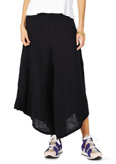 Michael Stars Wide Leg Gauze Pants