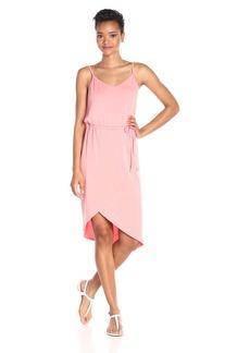 Michael Stars Women's Cami Wrap Dress with Tie Waist