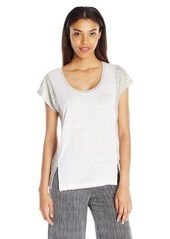 Michael Stars Women's Color-Block T-Shirt
