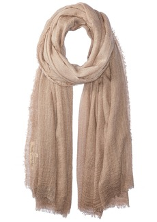 Michael Stars Women's Crinkled and Cozy Wrap
