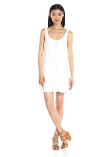Michael Stars Women's Double Gauze Scoop-Neck Tank Dress