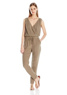 Michael Stars Women's Double Gauze Tank Jumpsuit