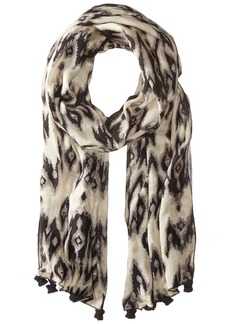 Michael Stars Women's Double It Scarf black