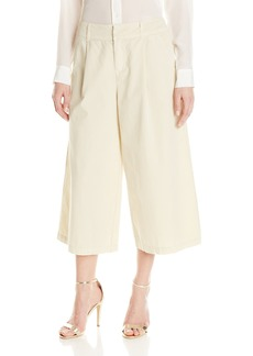 Michael Stars Women's High Waisted Culotte Pants
