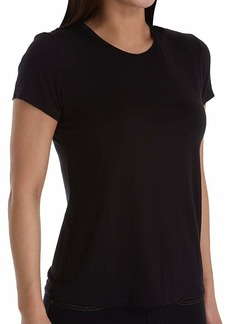 Michael Stars Women's Joni Slim Crew Neck Tee