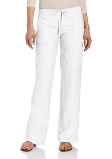 Michael Stars Women's Linen Wide Leg Pant  XS