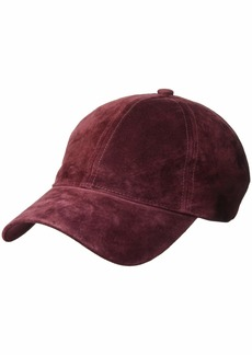 Michael Stars Women's Luxe Leather Cap