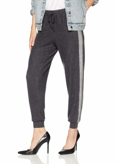Michael Stars Women's Madison Brushed Colorblock Pants