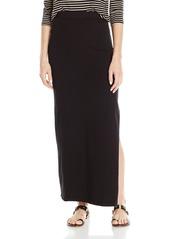 Michael Stars Women's Maxi Skirt W/High Slt