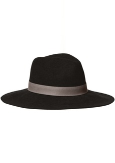 Michael Stars Women's Midnight Ride Wide Brim Wool Felt Hat