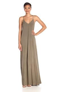 Michael Stars Women's Modern Cami Maxi Dress  M