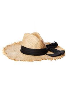 Michael Stars Women's On The Fray Wide Brim Hat