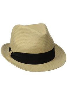 Michael Stars Women's Pop Band Short Brim Panama Hat