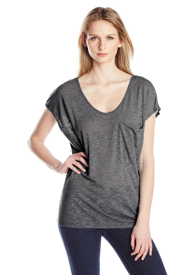 Madewell Whisper Cotton V-Neck Pocket Tee promo code
