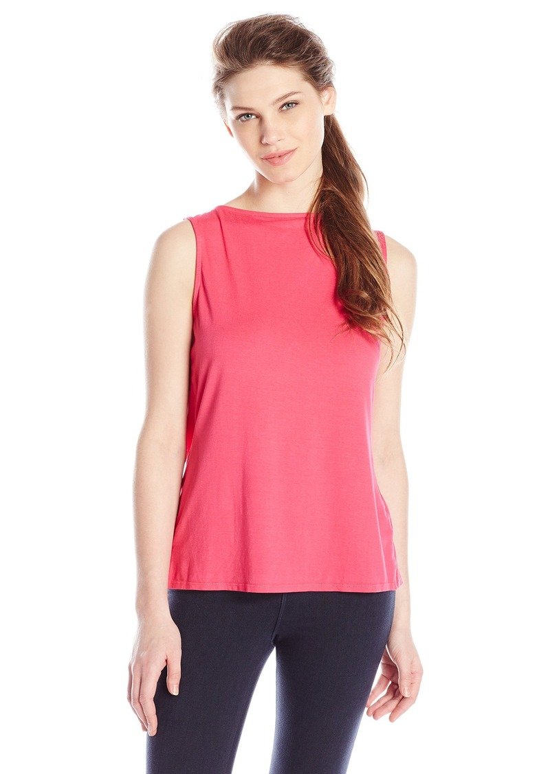 Michael stars michael stars women 39 s sleeveless wide neck for Michael stars t shirts on sale