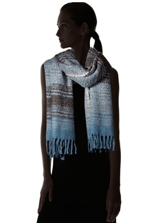 Michael Stars Women's Softest Stripe Wrap