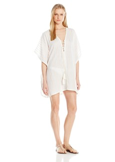 Michael Stars Women's Tahitian Rains Coverup