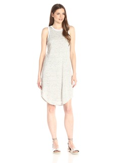 Michael Stars Women's Tank Dress with Keyhole Back