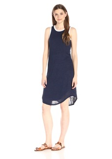 Michael Stars Women's Tank Dress W/Keyhole Back