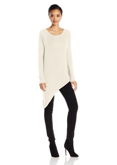 Michael Stars Women's Thermal L/s Asymmetric Tunic