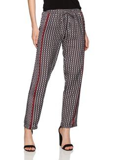 Michael Stars Women's Tie Print Drawstring Pant  XS