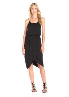 Michael Stars Women's Wrap-Front Dress