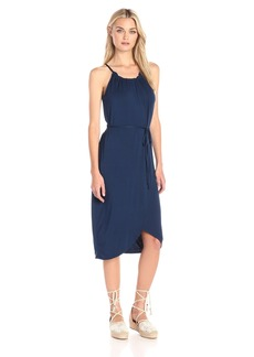 Michael Stars Women's Wrap-Front Dress