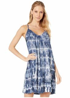 Michael Stars Modern Rayon Solstice Wash Kate Cami Tank Dress