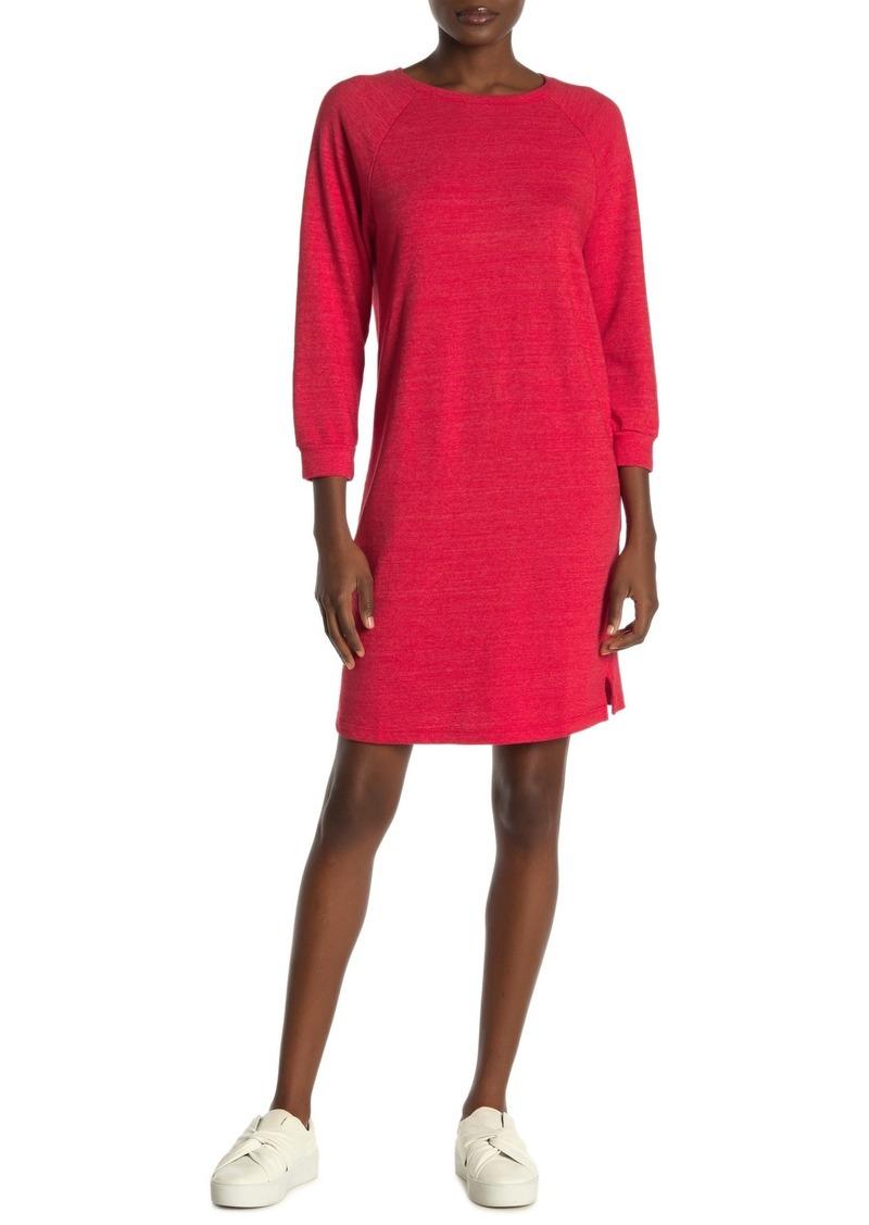 Michael Stars Monica Raglan Sleeve Sweater Dress
