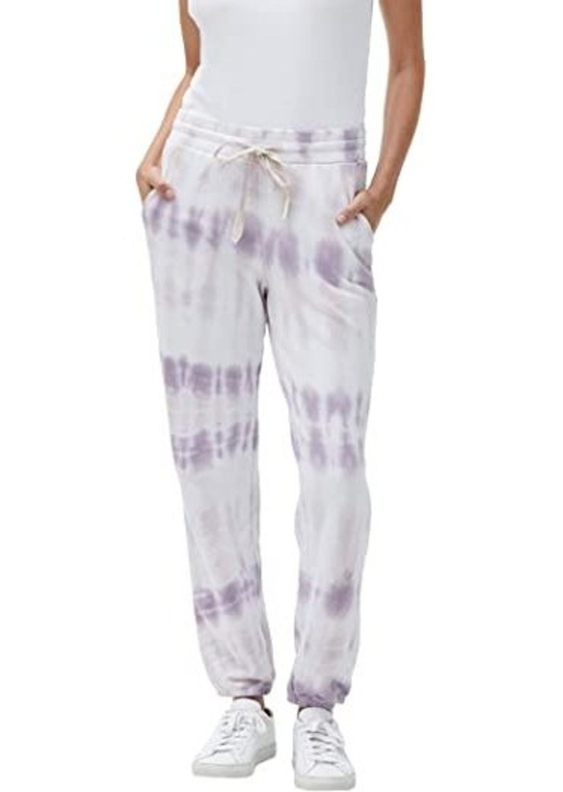 Michael Stars Ray Relaxed Joggers in Fiji Wash Hermosa French Terry