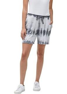 Michael Stars Reggie Cutoffs Shorts in Fiji Wash Hermosa French Terry