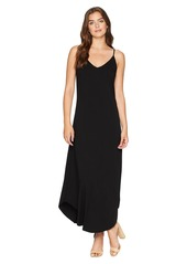 Michael Stars Rylie Rayon Front To Back Maxi Dress