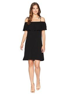 Michael Stars Rylie Rayon Multi-Wear Ruffle Dress