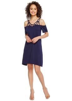 Michael Stars Scoop Neck Goddess Dress