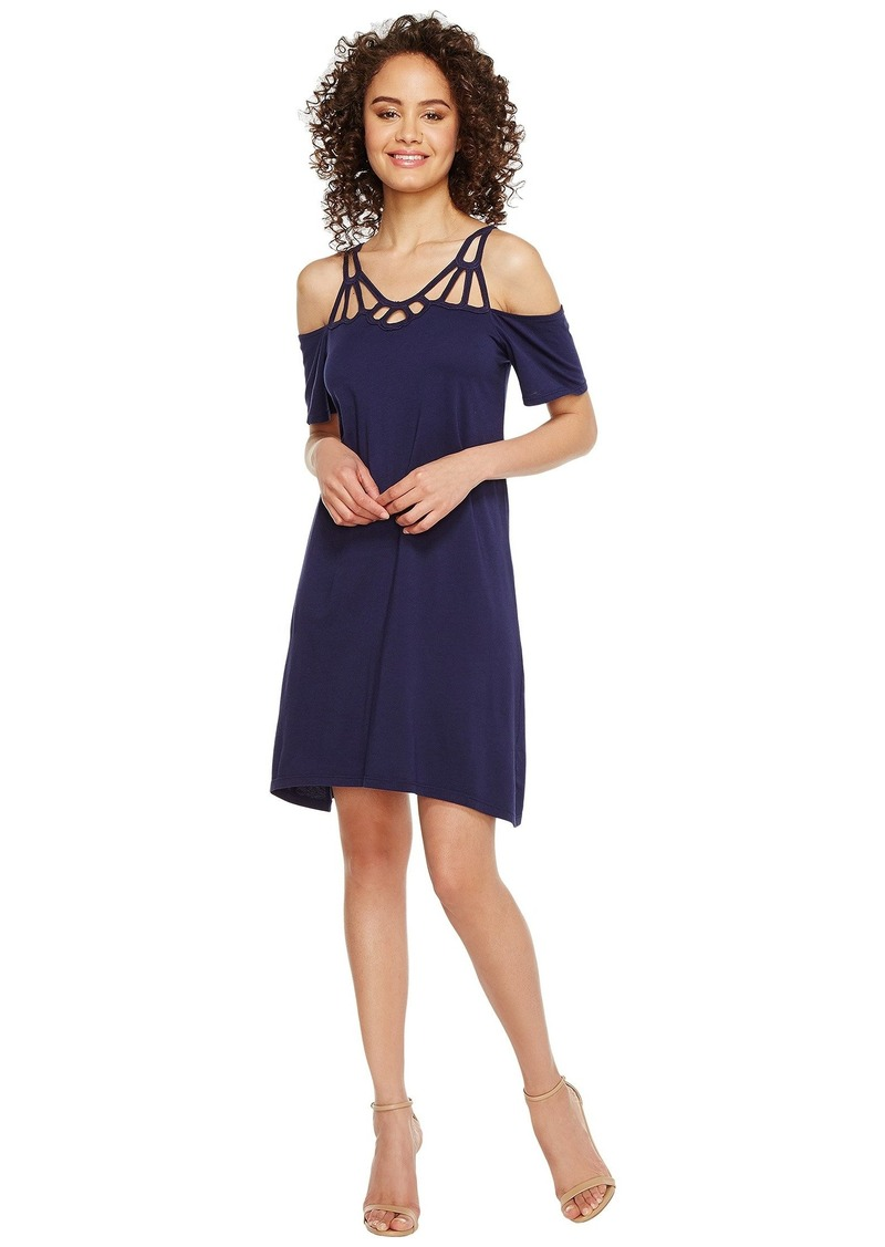 Michael Stars Scoop Neck Goddess Dress