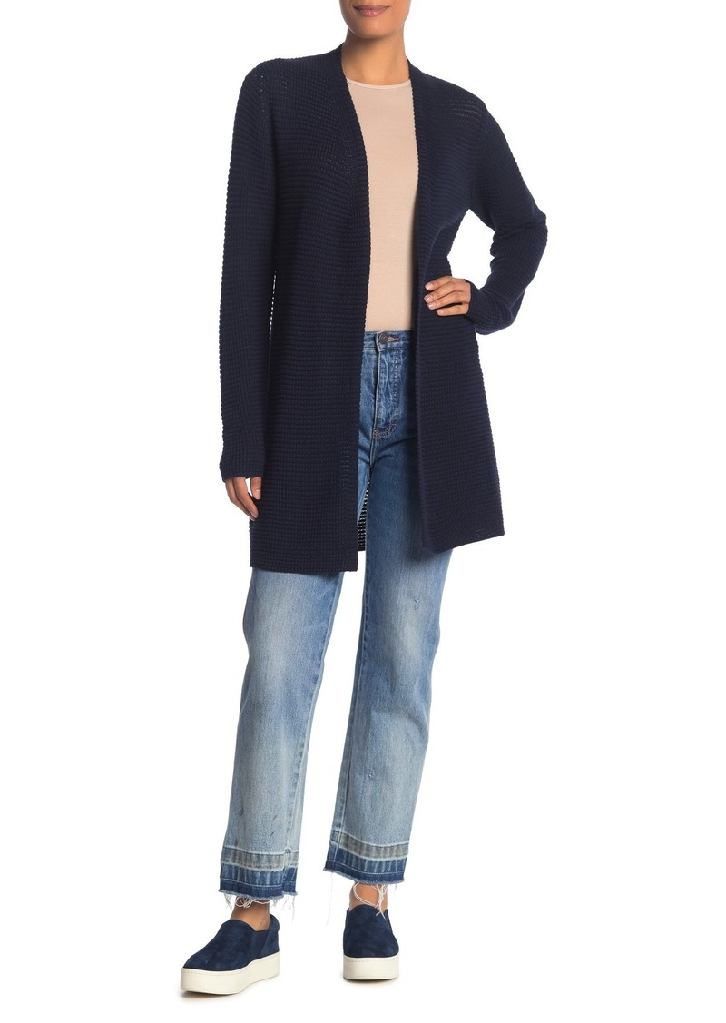 Michael Stars Shae Textured Knit Cardigan