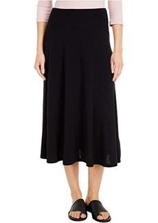 Michael Stars Tahoe Jersey Maude Flared Skirt