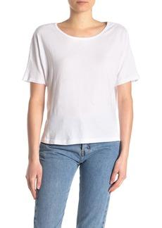 Michael Stars Vintage Jersey Crop T-Shirt