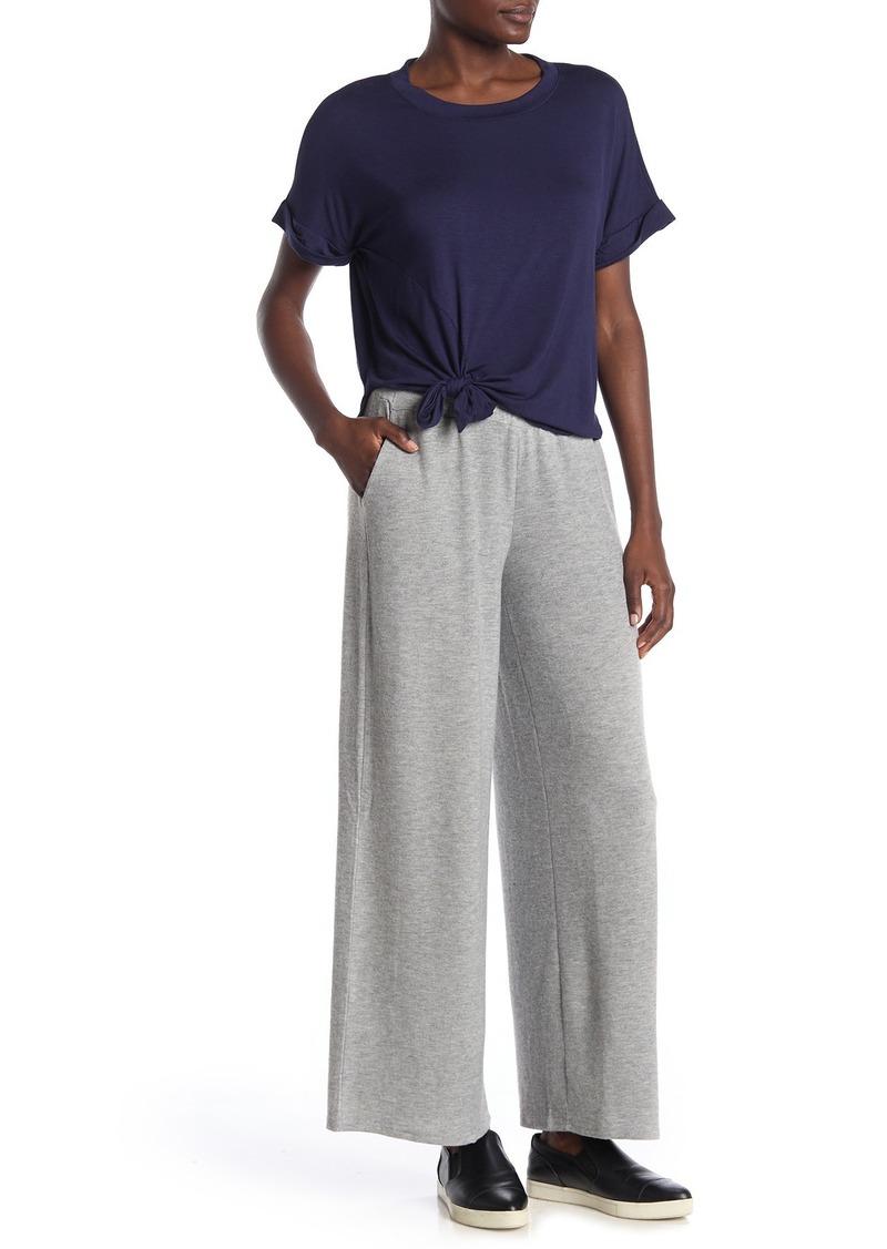 Michael Stars Wide Leg Knit Culottes