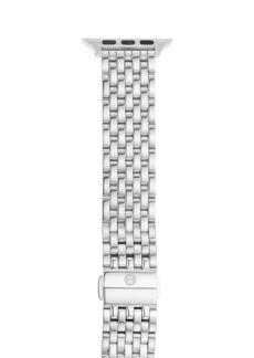 Michele Apple® Watch Stainless Steel Bracelet Strap/38, 40, 42 & 44MM