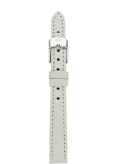 MICHELE Alligator Watch Strap, 12mm