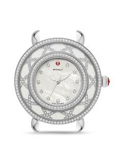 MICHELE Cloette Limited-Edition Watch Head, 38mm